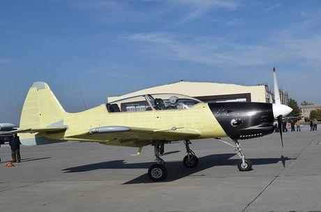 Muc kich chuyen bay dau tien cua may bay Yak-152 Nga - Anh 4