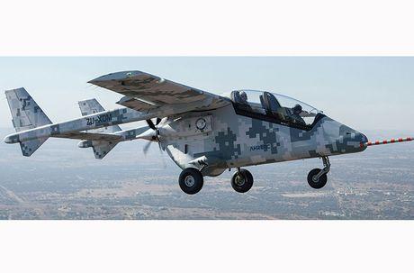 Suc manh kho tuong tuong may bay AHRLAC Nam Phi - Anh 1