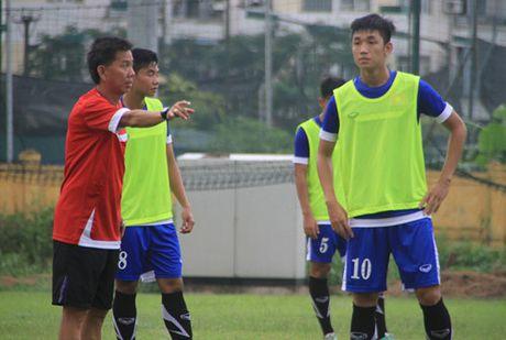 'Tram' 5 cau thu, doi U.19 Viet Nam dang co lay lai hinh anh o giai chau A 2016 - Anh 3