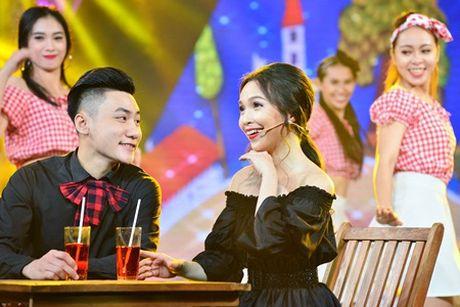 "Lam Truong nhay cuc sung ""xong dat"" minishow cua Am Nhac & Buoc Nhay - Anh 7"