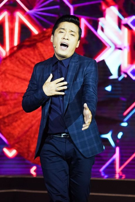 "Lam Truong nhay cuc sung ""xong dat"" minishow cua Am Nhac & Buoc Nhay - Anh 8"