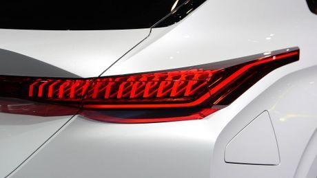 Moi xem bo anh Mitsubishi GT-PHEV Concept - Lieu co phai la tuong lai cua Mitsubishi? - Anh 11