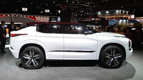 Moi xem bo anh Mitsubishi GT-PHEV Concept - Lieu co phai la tuong lai cua Mitsubishi? - Anh 12
