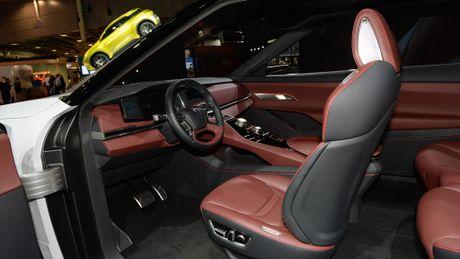 Moi xem bo anh Mitsubishi GT-PHEV Concept - Lieu co phai la tuong lai cua Mitsubishi? - Anh 13