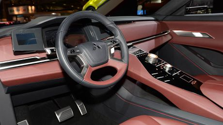 Moi xem bo anh Mitsubishi GT-PHEV Concept - Lieu co phai la tuong lai cua Mitsubishi? - Anh 15