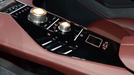 Moi xem bo anh Mitsubishi GT-PHEV Concept - Lieu co phai la tuong lai cua Mitsubishi? - Anh 18
