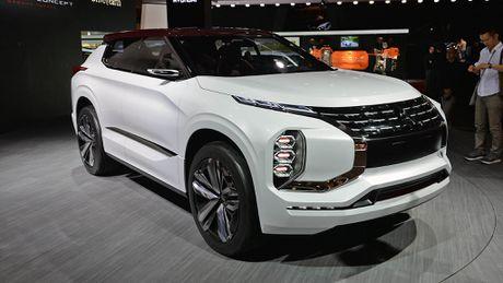 Moi xem bo anh Mitsubishi GT-PHEV Concept - Lieu co phai la tuong lai cua Mitsubishi? - Anh 1
