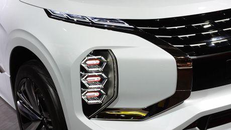 Moi xem bo anh Mitsubishi GT-PHEV Concept - Lieu co phai la tuong lai cua Mitsubishi? - Anh 5