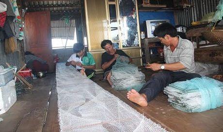 Uoc mo an cu cua van chai tren pha Tam Giang - Anh 1