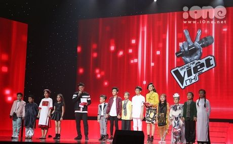 Co be 9 tuoi hat rock duoc HLV The Voice Kids tan thuong - Anh 5