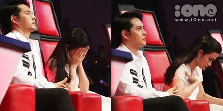 Co be 9 tuoi hat rock duoc HLV The Voice Kids tan thuong - Anh 7