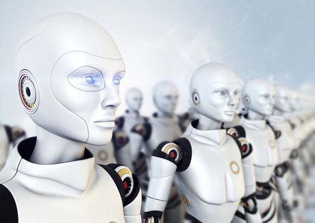 Apple tu choi tham gia nghien cuu AI cung Google va Facebook - Anh 1