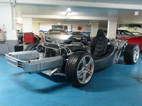 Mua 'sieu xe' McLaren 12C chi von ven 45.000 USD - Anh 1