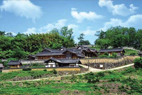 Doc dao van hoa Han Quoc qua cac lang lich su: Hahoe va Yangdong - Anh 2