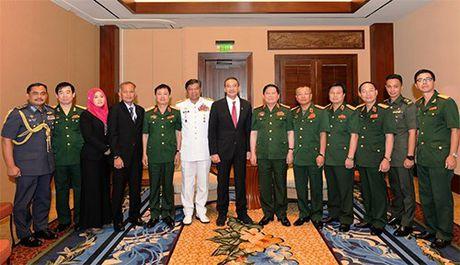 ASEAN va Hoa Ky mong muon tang cuong hop tac quoc phong thuc chat - Anh 3