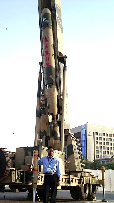 Babur: 'ten lua Tomahawk' cua Pakistan - Anh 7