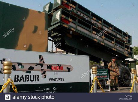 Babur: 'ten lua Tomahawk' cua Pakistan - Anh 8