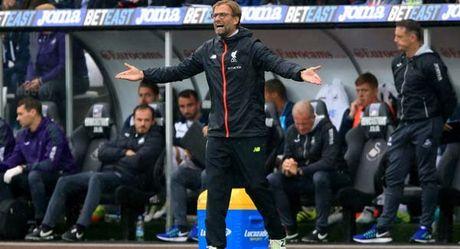 Liverpool nguoc dong, Klopp van khong hai long - Anh 1