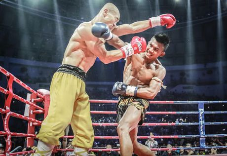 """De nhat Thieu Lam"" duoc vi voi Mayweather cua boxing - Anh 1"
