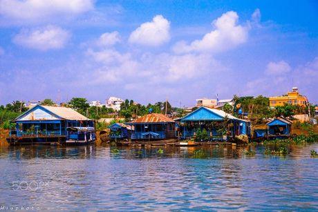 Kinh nghiem du lich Chau Doc mua nuoc noi ban can biet - Anh 4