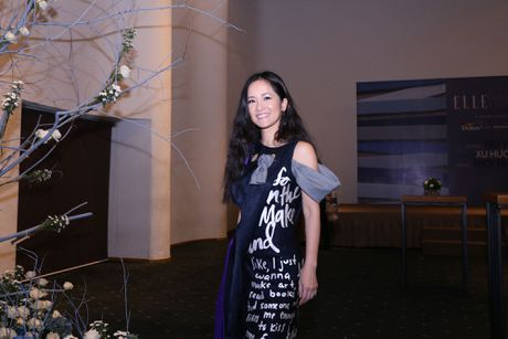 Dan Hoa hau, A hau 'do bo' tham do dem cuoi cua Elle Fashion Journey 2016 - Anh 10
