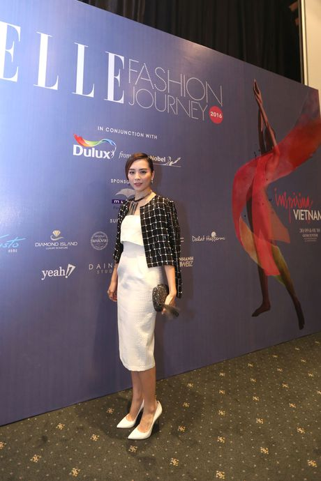 Dan Hoa hau, A hau 'do bo' tham do dem cuoi cua Elle Fashion Journey 2016 - Anh 7