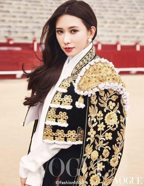 'Chan dai' Lam Chi Linh ruc lua trong vu dieu flamenco nong bong - Anh 6