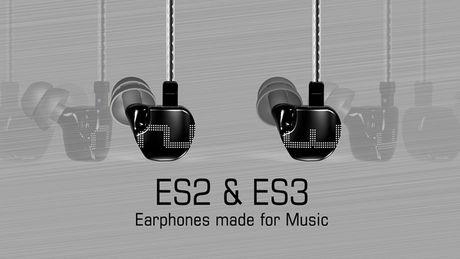 Earsonics ra mat 2 cap tai nghe moi ES2 va ES3 - Anh 1
