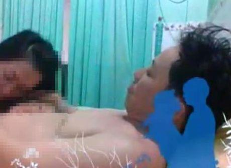 Nguoi tung clip sex Pho giam doc o Soc Trang co the ngoi tu? - Anh 1
