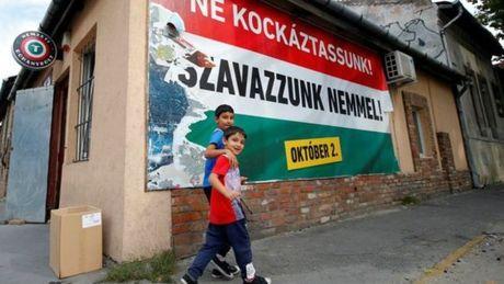 Hungary se trung cau dan y ve don nguoi ti nan - Anh 1