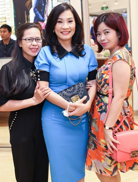 Ha Anh, Trang Khieu do ve goi cam khi hoi ngo - Anh 9