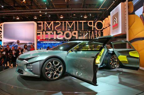 10 sieu xe an tuong nhat trien lam Paris Motor Show 2016 - Anh 11