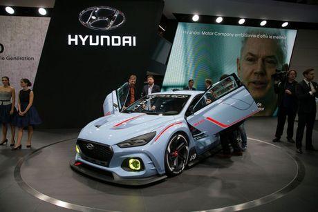10 sieu xe an tuong nhat trien lam Paris Motor Show 2016 - Anh 7
