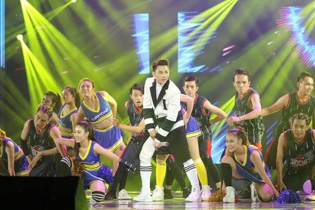 Liveshow 12 ty Dam Vinh Hung: Nhu dang lac vao thien duong giai tri Las Vegas! - Anh 18