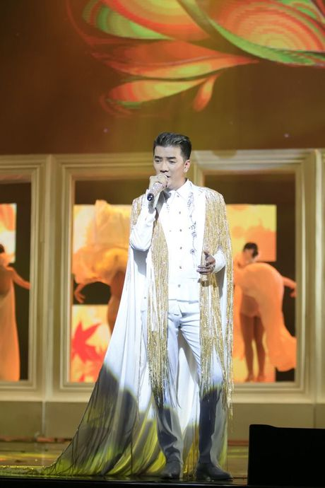 Liveshow 12 ty Dam Vinh Hung: Nhu dang lac vao thien duong giai tri Las Vegas! - Anh 7