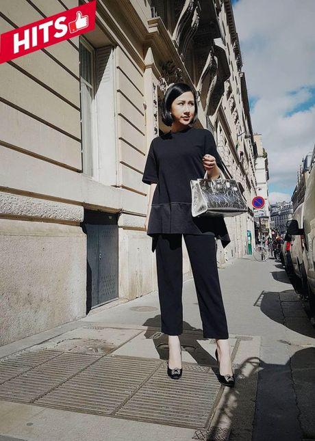 Fashionista Viet noi bat tu Elle Fashion Journey den tuan le thoi trang tai Paris - Anh 3