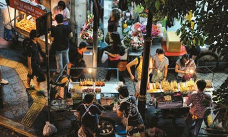 Luc hap dan cua Bangkok - Anh 3