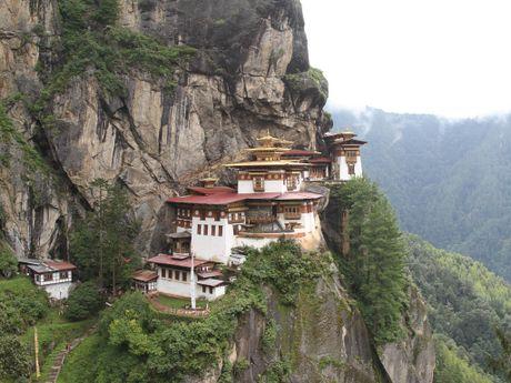 Lac vao mien co tich... Bhutan - Anh 1