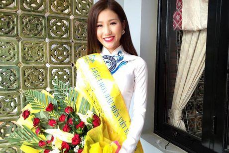 A hau Bao Nhu du Miss Intercontinental 2016 - Anh 1