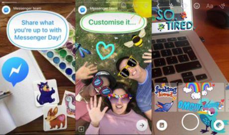 Facebook bat chuoc mot tinh nang tung khien hang trieu fan Snapchat bi 'nghien' - Anh 1