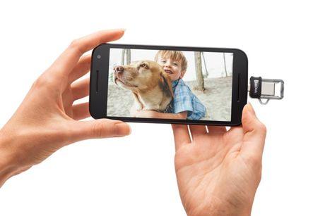 Western Digital ra o luu tru SanDisk Ultra Dual Drive m3.0 cho Android, gia tu 199.000 - Anh 1