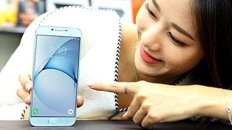So sanh Galaxy A8 (2016) va A8 (2015): Co gi khac biet? - Anh 6