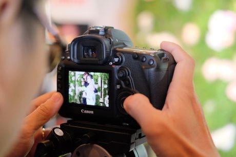 Canon gioi thieu may anh EOS 5D Mark IV tai Viet Nam - Anh 7
