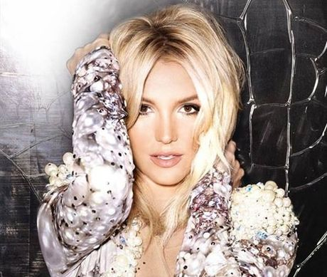 Britney Spears tai xuat - Anh 1