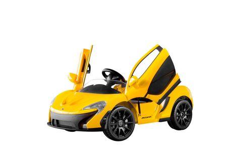 Anh 'sieu xe' dau tien cho tre em cua McLaren - Anh 2