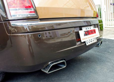 Tho Viet do Chrysler 300C thanh 'Rolls-Royce' het 200 trieu - Anh 10