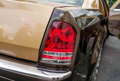 Tho Viet do Chrysler 300C thanh 'Rolls-Royce' het 200 trieu - Anh 11