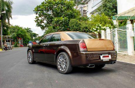 Tho Viet do Chrysler 300C thanh 'Rolls-Royce' het 200 trieu - Anh 15