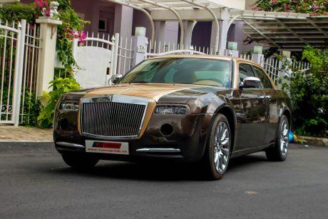 Tho Viet do Chrysler 300C thanh 'Rolls-Royce' het 200 trieu - Anh 1