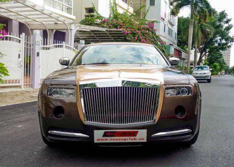 Tho Viet do Chrysler 300C thanh 'Rolls-Royce' het 200 trieu - Anh 2